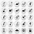 Smartphone Wi-fi Icon Hotspot Buttons