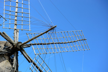 Windmill in Formentera