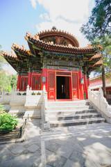 Wanchun Pavilion in Forbidden City