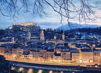 Salzburg - Panorama View
