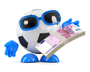 3d Football loves payday