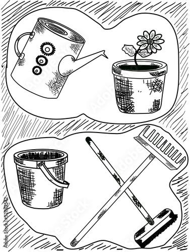 инвентарь садовода