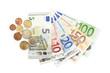 Euro Münzen und Scheine, 5 Euro neu