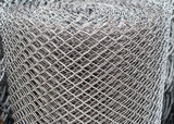 Roll of diamond shaped chicken Wire.