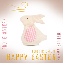 Happy Easter - Osterhase