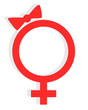 Female Gender Symbol