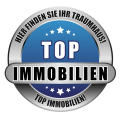 5 Star Button blau TOP IMMOBILIEN HFSIT TI