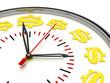 Время - деньги. Часы. Фрагмент