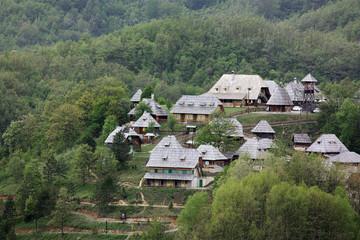 Küstendorf, Serbien