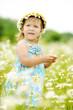daisy toddler girl