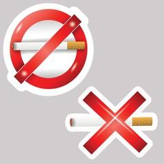 cigarette stickers