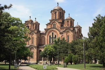 Markuskirche, Belgrad, Serbien