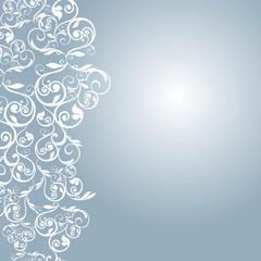 Hintergrund mit Ornament, Vorlage