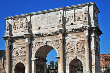 Roma, Arco di Costantino