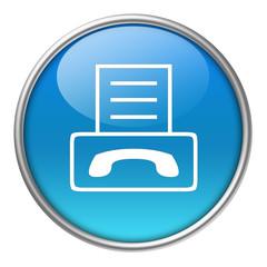 Bottone vetro stampante/fax