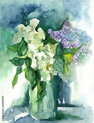 Lilac Bouquet © Heidrun Gellrich