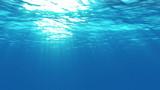 Underwater submarine lights Loop