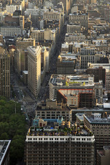 New York. Flatiron Building
