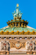 opera Garnier rooftop paris city France