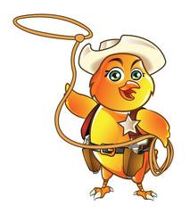 Cowboy Chick