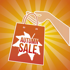 autumn sale gag