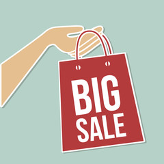 big sale bag