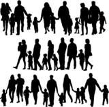 Profiles of large family