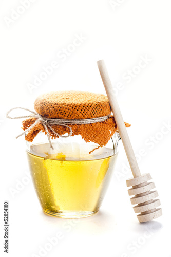 fresh healthy honey