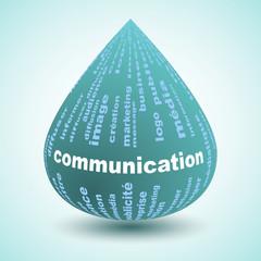 Goutte Communication