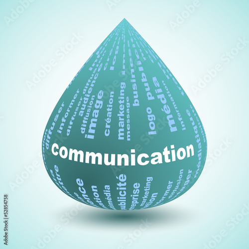 Goutte Communication