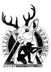 Deer hunter logo