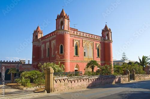 Villa Mellacqua. Santa Maria di Leuca. Puglia. Italy. - 52855586