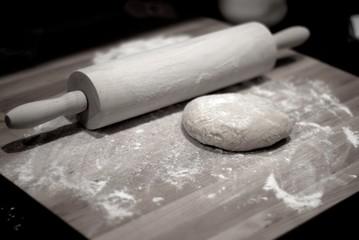 pétrir le pain