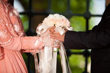 Wedding concept.