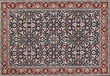 Leinwanddruck Bild - turkish carpet