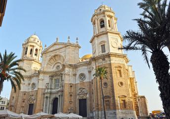 Catedral barroca de Cádiz