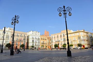 Plaza de San Antonio, Cádiz