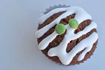 Mumien Cupcake