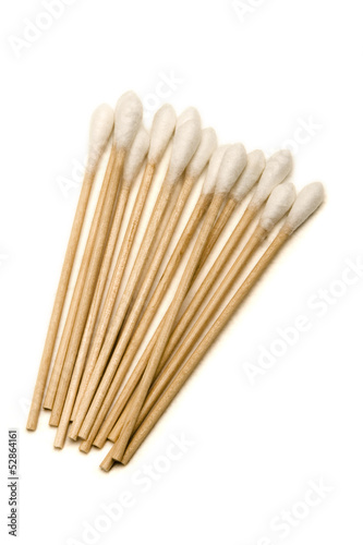 Isolated Single-Sided Q-Tips