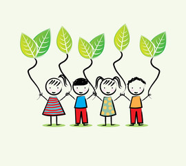environmentalists children