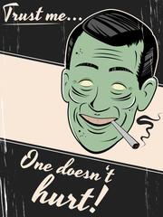 zigarette rauchen ungesund