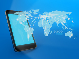 Smartphone globalization