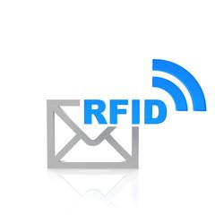 rfid, chip, etikett, logistik, sender,
