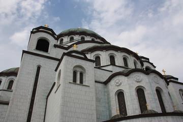 Kathedrale des hl. Sava, Belgrad, Serbien