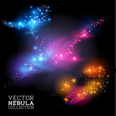 Vector Nebula Collection