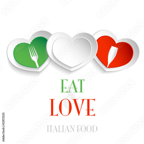 Eat & Love italian food