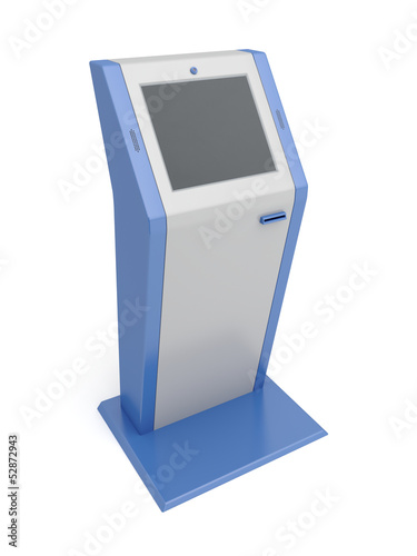Touch screen terminal