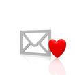 liebesbrief, brief, mail, herz, lieb,