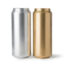 cans with drops