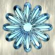 Glass shape.